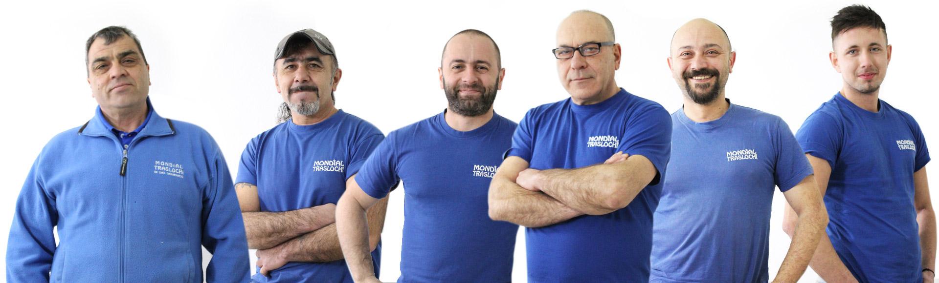 Mondial Traslochi Staff