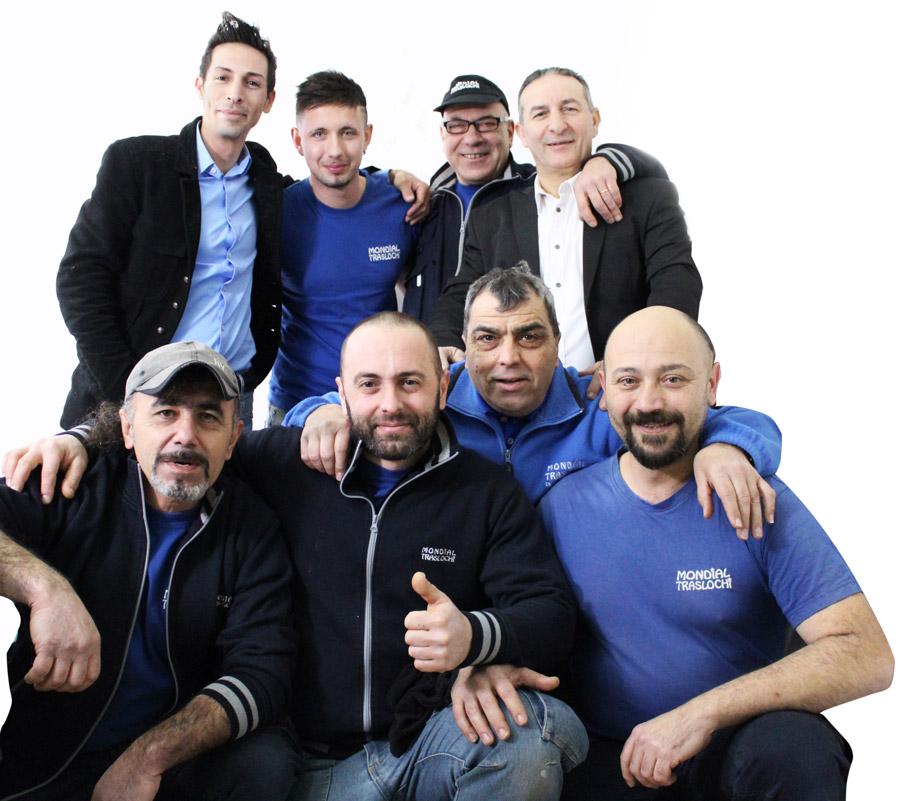 Team Mondial Traslochi
